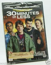 30 Minutes o Less DVD Región 2 NUEVO SELLADO