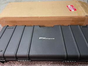 FX IMPACT RIFLE CASE  MK2 MK3 PELLET RIFLE CASE  98% NEW. In Factory Box.