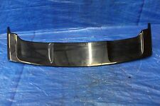 2009 09 MITSUBISHI LANCER RALLIART OEM FACTORY SPOILER WING ASSY CY4A SST #449