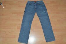 HUGO BOSS Herren Jeans Hose W33 L34 Blau Sondermodell
