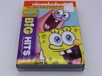 SPONGEBOB SQUAREPANTS BIG HITS VOLUME 1 DVD NEW