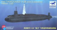 "BRONCO NB5014 HMS ""Vanguard"" S-28 SSBN Submarine in 1:350"