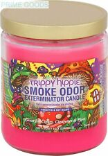 Smoke Odor Exterminator by Smokers Candle, 13 oz, 1 or 2 pack