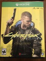 Brand New Cyberpunk 2077 Collectors Edition Xbox One / Xbox Series X - IN HAND