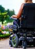 Q 400 M Elektrorollstuhl 10km/h wendig elektrischer Rollstuhl Mittelradantrieb