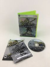 Darksiders Xbox 360 Video Game Vigil Games 2009 M-Rated Complete with Manual