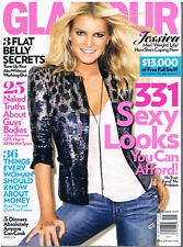 GLAMOUR Magazine 2009 September: JESSICA SIMPSON, Many More Stars! Beauty tips!