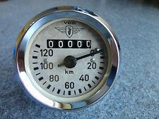 Zündapp Tachometer VDO Oldtimer Motorrad Roller