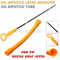 OIL DIPSTICK & TUBE 2.0 Liter FOR VW Beetle Golf Jetta Audi Dip  W