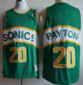 SONICS Gary Payton #20 Jersey