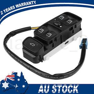 2098203410 Power Window Switch for Mercedes-Benz C209 CLK320 CLK500 CLK550 03-09