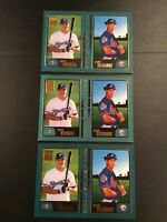 2001 Topps #750 GRADY SIZEMORE / David Krynzel Rookie RC Lot 3 Cleveland Indians