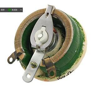 100W Watt 150 ohm Wirewound Variable Resistor Rheostat