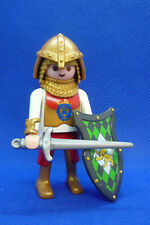 Playmobil SD-26 Lion Knight Figure Helmet Sword Shield Armour
