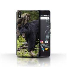 Housses et coques anti-chocs noir BQ Aquaris 5 pour téléphone mobile et assistant personnel (PDA)