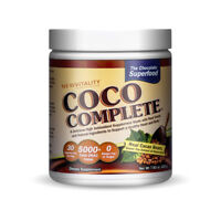 Coco Complete Healthy Chocolate Superfood Tea + Green Tea Extract -Free Shipping