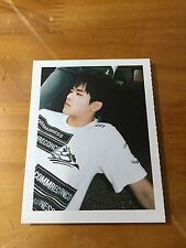 Infinite 5th Mini Album Reality Bad Date Coupon Hoya PhotoCard Official K-POP.