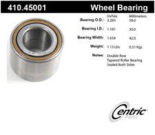 Wheel Bearing and Race Set-Premium Bearings Rear Centric 410.45001