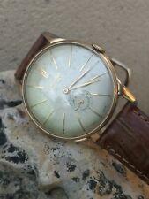 🔝Reloj Watch 🇨🇭Cauny Vintage ✈️38mm Carga manual FUNCIONANDO.