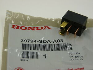 Genuine Acura Relay 39794-SDA-A03