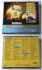 GOLDENE SCHLAGER-ERINNERUNGEN Die schwärmerischen 50er .. Readers 3-CD-Box TOP