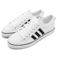 adidas Originals Nizza Footwear White Core Black Men Casual Shoes Sneaker CQ2333