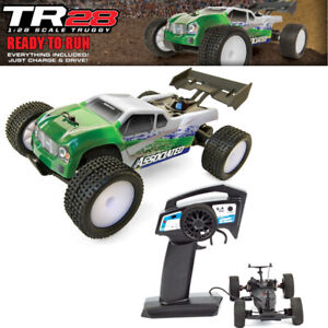 Associated 20158 1/28 TR28 Electric 2WD Off-Road RTR Truggy