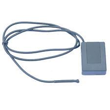 Wireless GSM spy surveillance covert body worn bug with external microphone