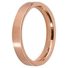 MelanO Vorsteckring Beisteck Ring rosé Eva Größe 56 M 01R4993 RG glänzend Schmal