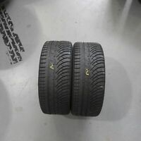 2x Michelin Pilot Alpin PA4  235/35 R19 91W Winterreifen DOT 1518 5,5 mm