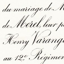 Marguerite Mathilde Marie De Morel Paris 1889 Varanguien De Villepin
