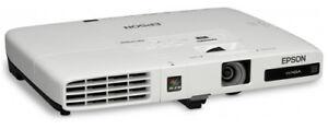 Epson America PowerLite 1776W Tri-LCD Projector