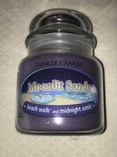 YANKEE CANDLE MOONLIT SANDS SWIRL BEACH WALK MIDNIGHT OASIS BRAND NEW!