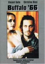 BUFFALO 66 Vincent Gallo*Christina Ricci*Ben Gazzara*Mickey Rourke Drama DVD EXC
