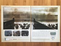 Medal of Honor: Frontline PS2 Playstation 2 Xbox Gamecube 2002 Poster Ad Print