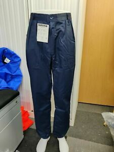 STANLEY workwear work trousers high quility durable uk seller free p&p navy blue
