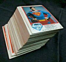 1978 Super Man the Movie O-Pee-Chee --U-Pick 2--