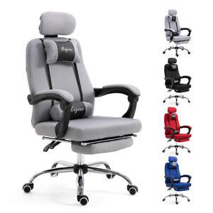 Bürostuhl Chefsessel Drehstuhl Computerstuhl Höhenverstellung Office Stuhl