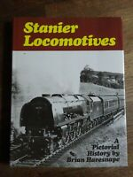 Stanier Locomotives  A pictorial history by Brian Haresnape
