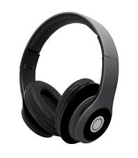 Wireless Headphones Over Ear Earphones W Mic Foldable Sound J0J for Smartphones