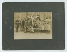 COLUMBUS Ohio School? Class Photo - ED LEWIS Teacher - McKinley Girls named