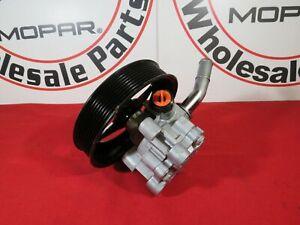 2013-2018 DODGE RAM 2500-5500 Power Steering Pump NEW OEM MOPAR