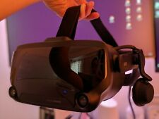 Valve Index Full VR Headset Kit - Black, still under warranty