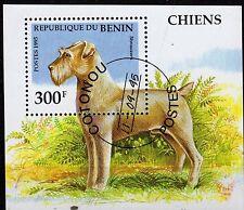 0120++BENIN  BLOC  CHIENS    1995