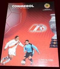 SOCCER ONCE CALDAS CHAMPION LIBERTADORES CUP 2004 - Conmebol Magazine # 85