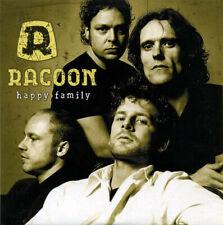 RACOON - Happy family 2TR CDS 2005 POP ROCK