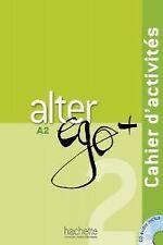 (12).ALTER EGO PLUS 2.(EXERCICES+CD) (A2). ENVÍO URGENTE (ESPAÑA)