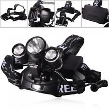 CREE XML-T6 High Power Bike Headlight Headlamp