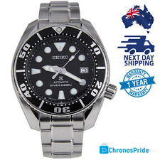 SEIKO PROSPEX SUMO Black SBDC031 SBDC031J 6R15 JAPAN Scuba Diver Automatic Watch