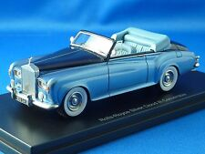 1/43 Rolls-Royce Silver Cloud III Convertible